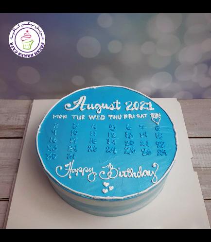 Cake - Calendar 05