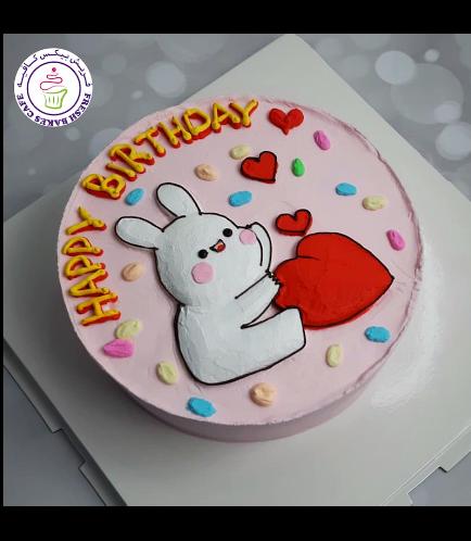 Cake - Character - Bunny