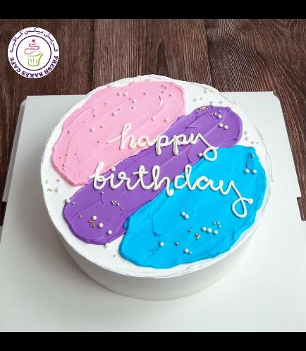 Cake - Color Strokes 04