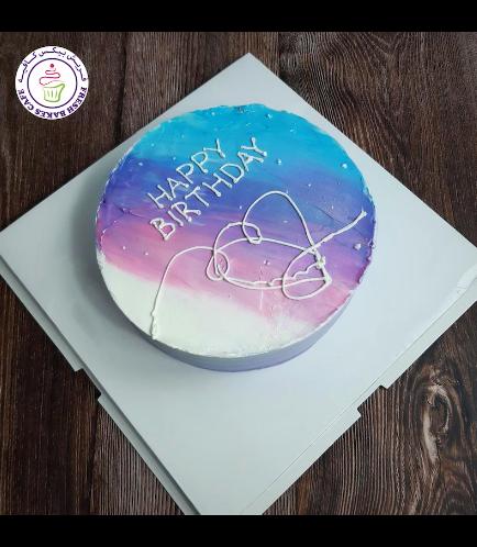 Cake - Watercolors 03