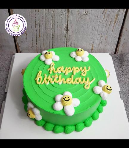 Cake - Flowers 01a