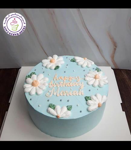 Cake - Flowers 02a