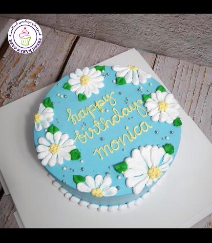 Cake - Flowers 02b
