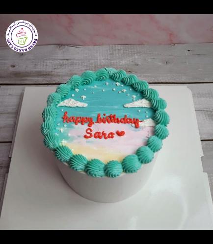 Cake - Painting 05