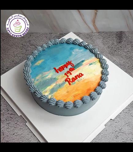 Cake - Painting 06