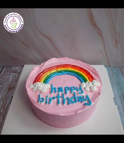 Cake - Rainbow