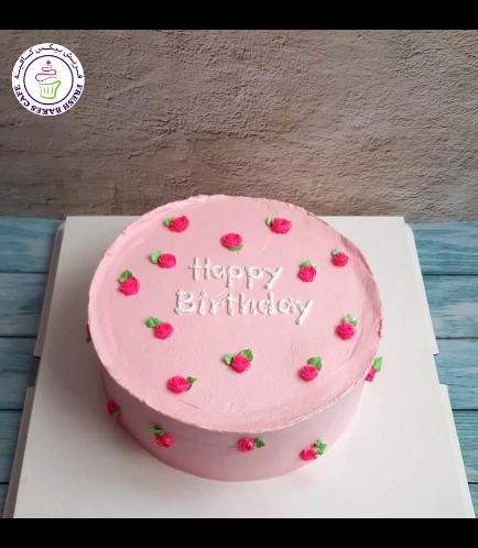 Cake - Rose Piping