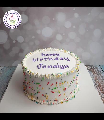 Cake - Sprinkles