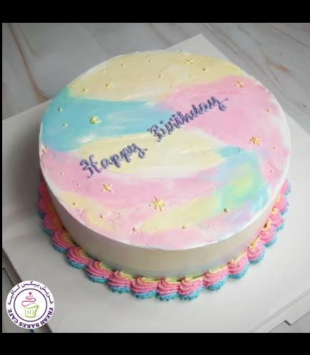 Cake - Watercolors 02