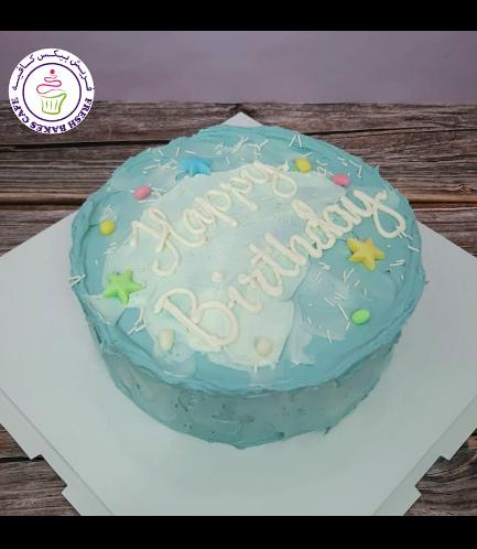 Cake - Blended Colors 01