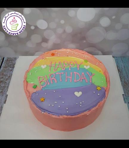 Cake - Color Strokes 02