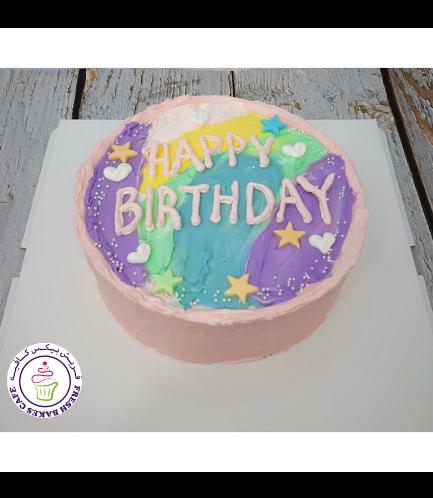 Cake - Color Strokes 03