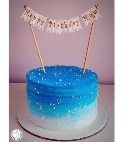 Cream Ombre Cake 07a