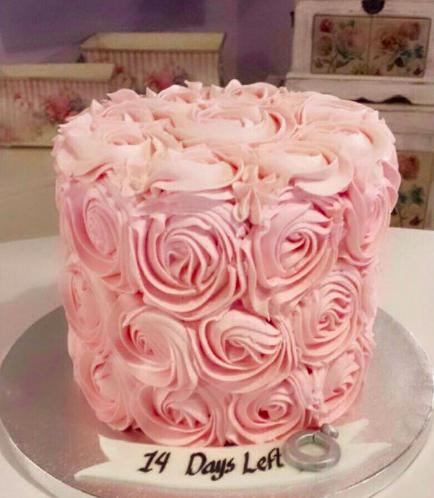 Cake - Pink