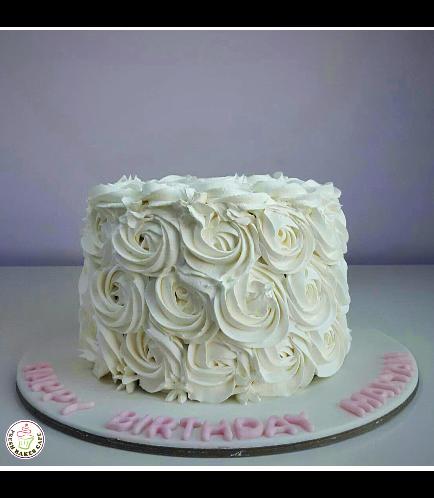 Cake - White