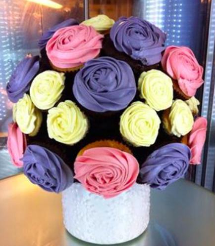 Bouquet in a Pot 03