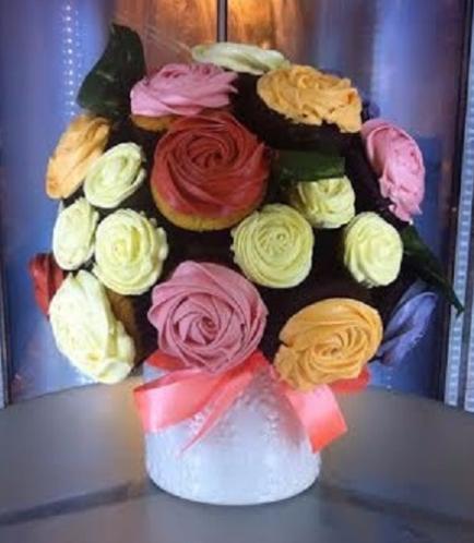 Bouquet in a Pot 01