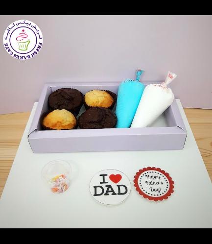 Cupcakes - Decorating Kit