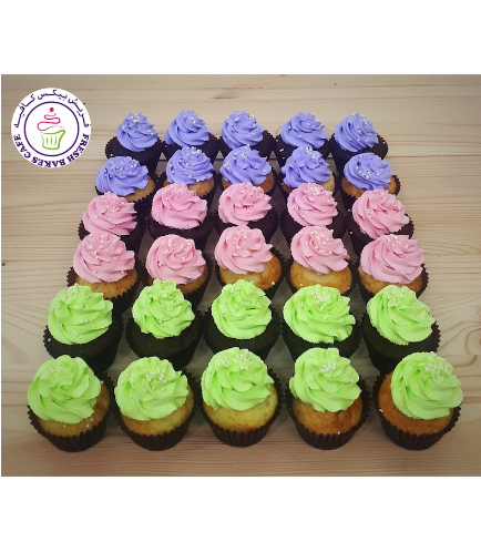 Cupcakes with Sprinkles 04