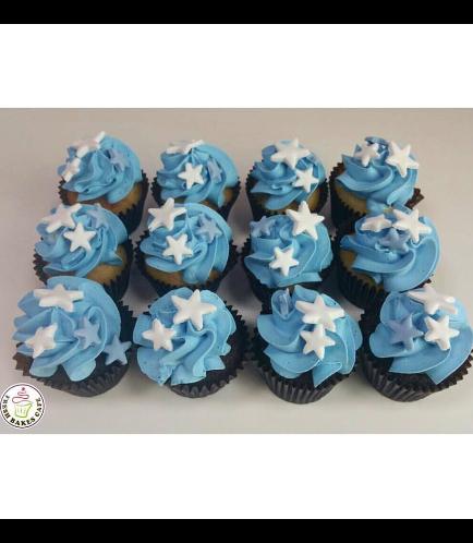 Cupcakes - Stars 03