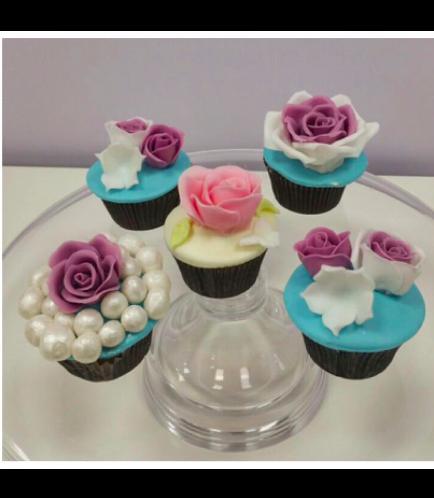Cupcakes - Roses