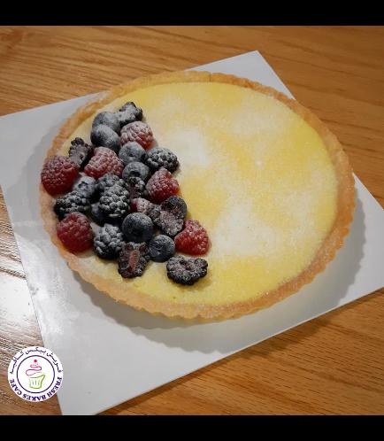 Tart - Lemon Berries Tart