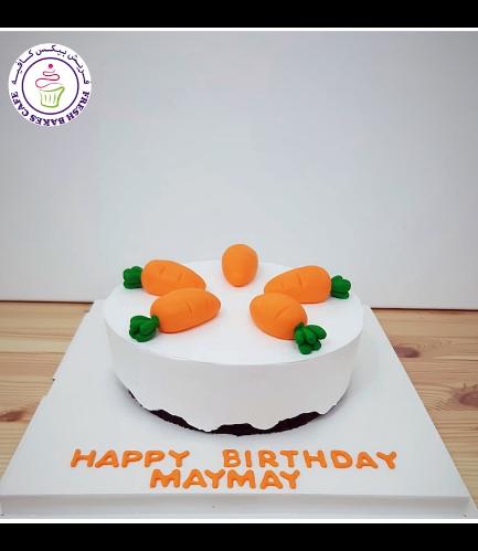 Animal Crossing Themed Cake - Birthday Cake