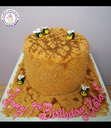 Honey Cake 01
