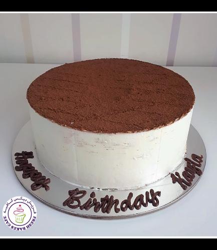 Tiramisu Mousse Cake