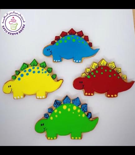 Dinosaur Themed Cookies 10