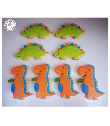Dinosaur Themed Cookies 06