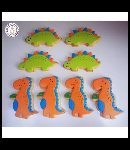 Dinosaur Themed Cookies 06