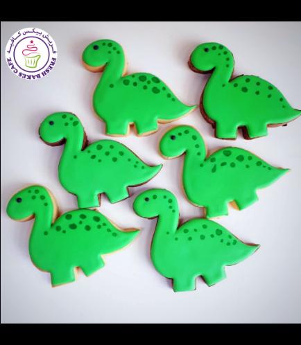 Dinosaur Themed Cookies 09