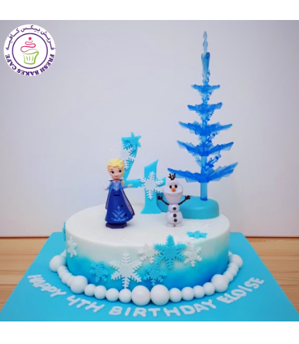 Cake - Toys - 1 Tier