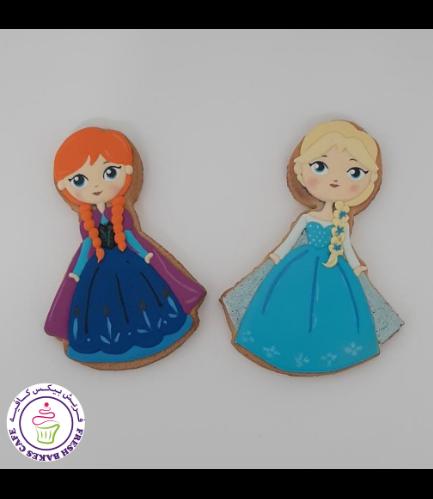 Cookies - Ana & Elsa 01