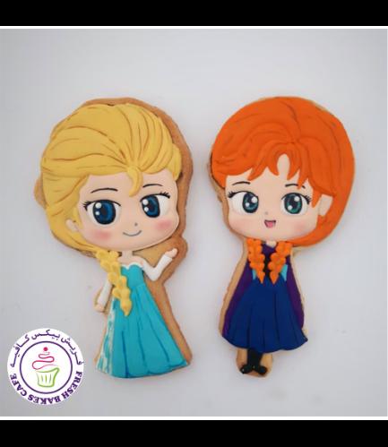 Cookies - Ana & Elsa 02