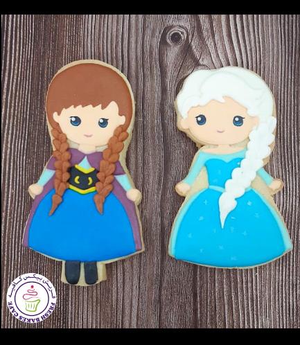 Cookies - Ana & Elsa 03