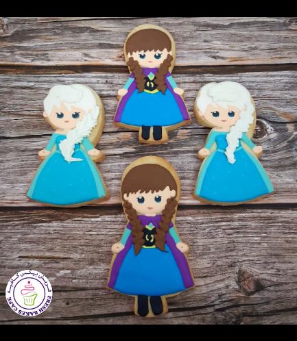 Cookies - Anna & Elsa 03