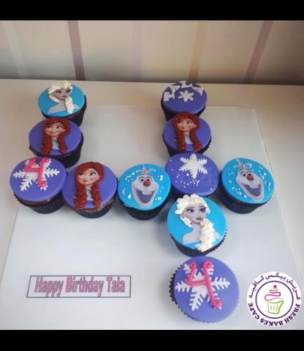 Cupcakes - Number 04