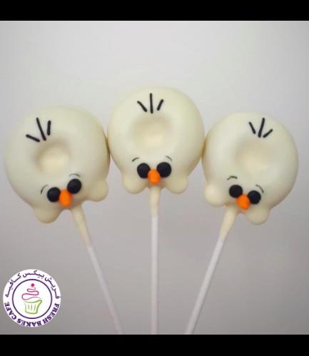 Donut Pops - Olaf