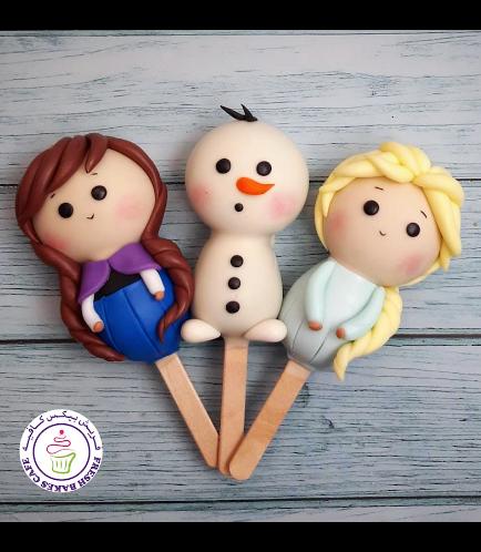 Disney Frozen Themed Popsicakes 03