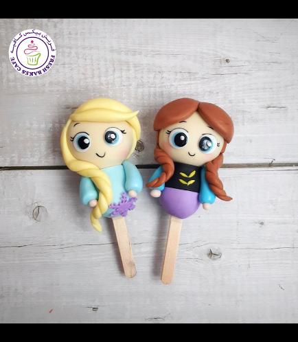 Disney Frozen Themed Popsicakes 04