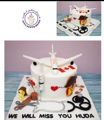 Cake - Doctor & Travel 02
