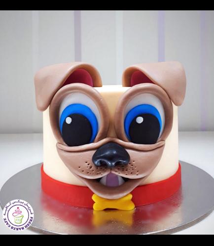Dog Themed Cake 11