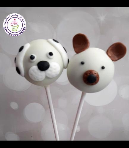Dog Themed Cake Pops 03