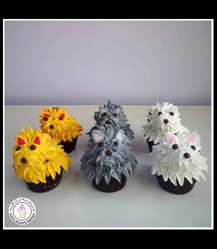 Dog Themed Cupcakes 05