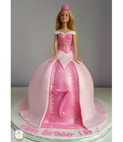 Doll Cake 06