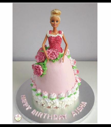 Doll Cake 08