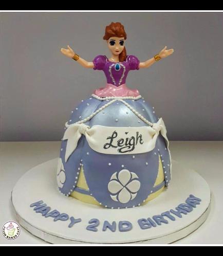 Cake - Fondant Cake - Toy 03