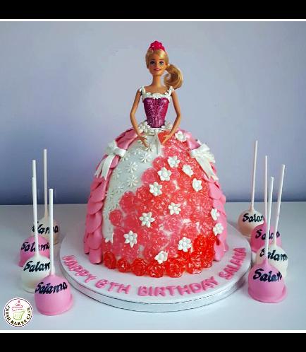 Cake - Fondant Cake - Toy 02
